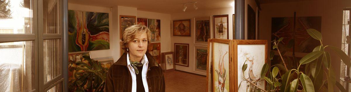 Irena Stanislavová - portrét